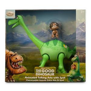 アーロと少年 ザ・グッド・ダイナソー スポット 動く しゃべる フィギュア 人形 おもちゃ 玩具 映画 ピクサー キャラクター コレクターズアイテム|acomes|05