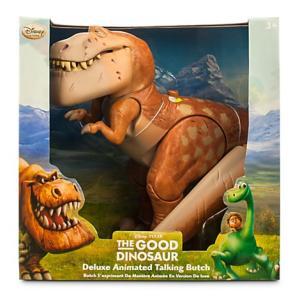 アーロと少年 ザ・グッド・ダイナソー ブッチ 動く しゃべる フィギュア 人形 おもちゃ 玩具 映画 ピクサー キャラクター 恐竜 コレクターズアイテム|acomes|03