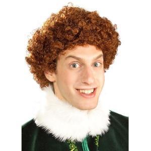 映画「エルフ サンタの国からやってきた」のバディをイメージしたウィッグです。きれいな赤毛のカーリーヘ...