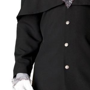 コスプレ ハロウィン 吸血鬼 ドラキュラ バンパイア エドワード王時代の コスプレ衣装ハロウィン・コスチューム 大人用 acomes 04