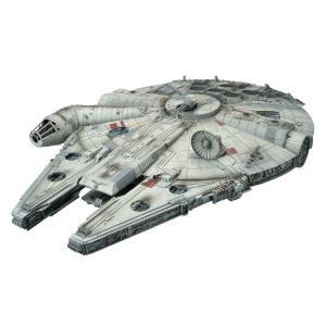 スターウォーズ グッズ ミレニアムファルコン 宇宙船 1/72 スケール フィギュア プラモデル キット 模型 おもちゃ 玩具 レベル Revell|acomes