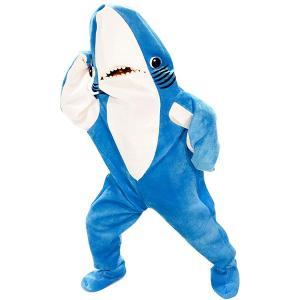 ケイティ・ペリー 左側のサメ 大人用 着ぐるみ コスチューム グダグダ スーパーボウル ハーフタイムショー ダンス acomes