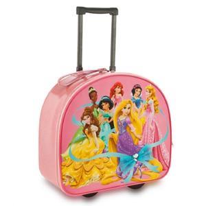 ディズニープリンセス キャリーバッグ キャリーケース かばん 子供 キッズ ピンク acomes