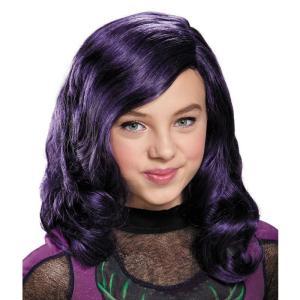 ディズニー・チャンネルの番組「ディセンダント」より、マレフィセントの娘・マルの女の子用ウィッグです。...
