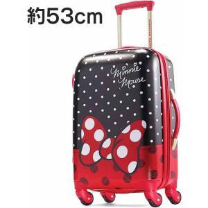 ミニーマウス キャリーバッグ 旅行バッグ ディズニー 53cm