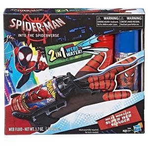 スパイダーマン グッズ ウェブシューター おもちゃ 子供 海外 アメコミ マーベル ヒーロー なりきり グッズ アルティメットスパイダーマン マイルズモラレス|acomes