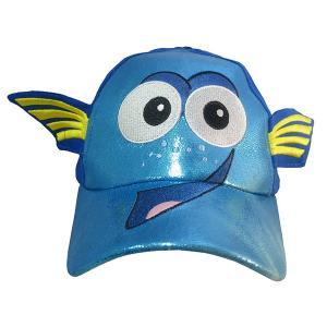 ディズニー コスプレ 子供 コスチューム 人気 ファインディングドリー グッズ キャップ 野球帽 ベースボールキャップ 帽子 3D ピクサー 映画 ニモ キャラクター|acomes