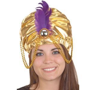 アラブ アラビア アラビアンナイト 王子 プリンス 帽子 ゴールド ハロウィン コスプレ コスチューム 衣装 グッズ|acomes