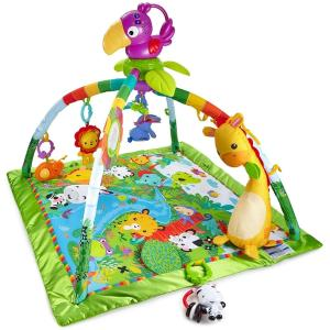 ベビージム プレイマット カラフル 赤ちゃん 出産祝い 知育 玩具|acomes