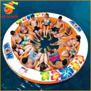 浮き輪 ボート 12人用 大型 おもしろい 大人数 家族 友達 グループ ペア 大きい ボート フロート パーティ グッズ スタジタムアイランダーラウンジ|acomes