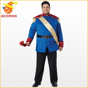 大きいサイズ 王子 衣装 大人 男性 コスプレ コスチューム シンデレラ ディズニー キャラクター プリンスチャーミング 仮装|acomes