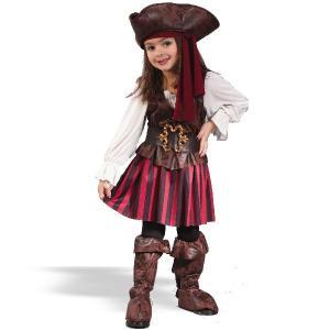 ハロウィン プレゼント 衣装 キッズ 女海賊 幼児用ハロウィンコスプレ衣装|acomes