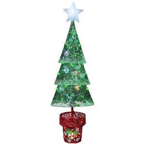 ディズニー クリスマスツリー 飾り ライト ツリー ディズニー 置物 光る デコレーション イルミネーション 電飾|acomes
