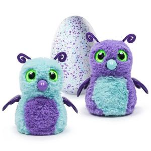 うまれて! ウーモ 海外版 紫 ティールブルー Hatchi...