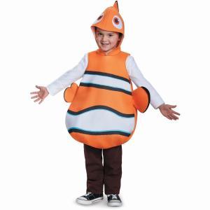 ディズニー&ピクサーによる水中の魚たちを描いた作品「ファインディング・ドリー」より、ニモの子ども用コ...