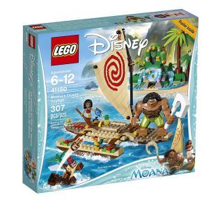 2017年3月公開ディズニー映画「モアナと伝説の海」のレゴブロックです。 こちらは「航海」モデルです...