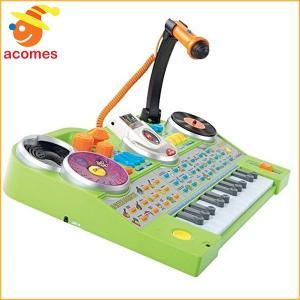 子供 楽器 スタジオ ミュージシャン ミキシング 音楽 プレーヤー DJ おもちゃ ギフト プレゼント|acomes