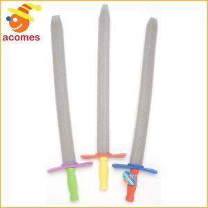 剣 子供用 ソード やわらかい 武器 戦士 ヒーロー コスプレ おもちゃ 発泡 スチロール 73cm|acomes