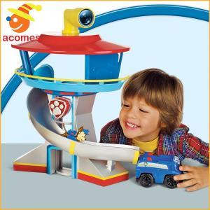 パウパトロール ルックアウト プレイ セット 子供 おもちゃ 誕生日 ギフト プレゼント|acomes