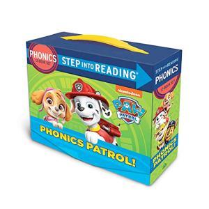 パウパトロール おもちゃ 英語 フォニックス 絵本 ボックス セット ペーパーバック 英語学習|acomes