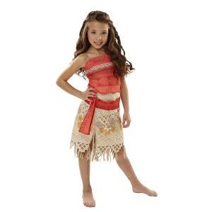 モアナになりきれるポリネシアンドレスです。  対象年齢3歳以上 子供向けワンサイズ商品です。 欧米の...