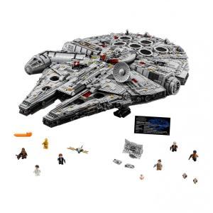 スターウォーズ LEGO レゴ アルティメット ミレニアムファルコン 模型 おもちゃ|acomes