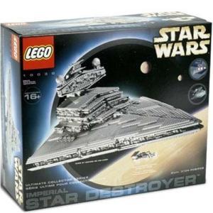 スターウォーズ LEGO レゴ スター・デストロイヤー 模型 おもちゃ|acomes