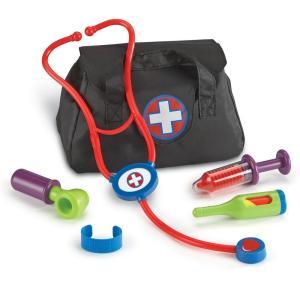 ラーニングリソース お医者さんごっこ ドクター なりきり おもちゃ グッズ 子供 知育玩具|acomes