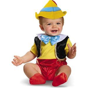 ピノキオ 赤ちゃん 幼児 コスプレ コスチューム 衣装 ディズニー キャラクター ハロウィン 仮装|acomes