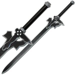 SAO ソードアートオンライン 公式 グッズ 剣 キリト エリュシデータ コスプレ グッズ 小道具|acomes
