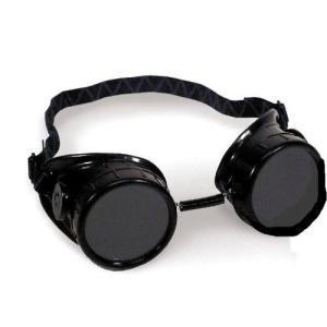 バックトゥザフューチャー ドク 仮装 眼鏡 ゴーグル 溶接 第5番 #5 グッズ ユニバ コスプレ usj acomes