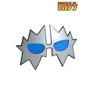 KISS コスプレ スペースマン SPACEMAN マスク 眼鏡 グッズ 海外 ロックバンド 仮装|acomes