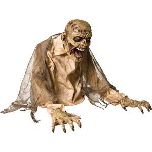頭を動かす 動く ゾンビ 人形 置き物 ハロウィン ホラー 恐怖 飾り 装飾 デコレーション インテリア ディスプレイ acomes