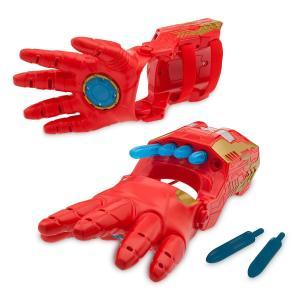 Disney ディズニー Marvel マーベル アイアンマン Iron Man 男の子 なりきり サウンド 手袋 グローブ コスプレ おもちゃ アベンジャーズ キャラクター グッズ|acomes