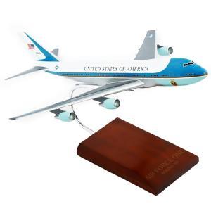 マスタークラフト エアフォースワン 模型 ディスプレイ おもちゃ 1/200スケール VC25 ボーイング747 アメリカ 大統領 グッズ 飛行機 大統領専用機 海外製 acomes