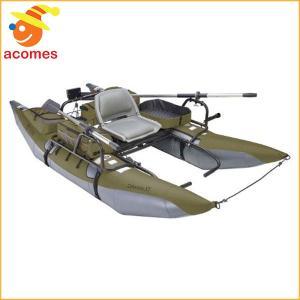 コロラドXT インフレータブル フロート ボート セット ポンツーンボート 湖 川 遊び 釣り