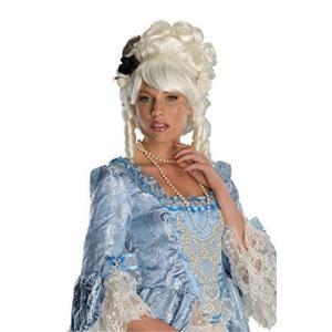 マリー アントワネット コスプレ かつら 中世 ヨーロッパ 貴族 ウィッグ ハロウィン イベント パーティー 演劇 舞台 学祭|acomes