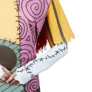 ナイトメアビフォアクリスマス サリー コスチューム 大人 ディズニー コスプレ ナイトメア 仮装 衣装 女性|acomes|04