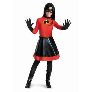 ミスターインクレディブルより、バイオレットのコスプレ/仮装向けコスチューム/衣装です。 欧米のティー...