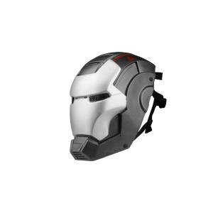 サバゲー フェイスガード フェイスマスク 大人用 アイアンマン ウォーマシン アベンジャーズ キャラクター 装備 目立つ おもしろい 海外 グッズ|acomes