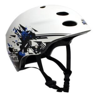 マウンテンボード MBS パーツ ヘルメット 白 ホワイト Grafstract 海外 スケートボード スケボー スポーツ 玩具 おもちゃ acomes