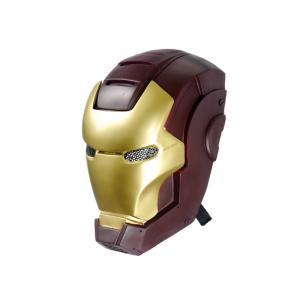 サバゲー フェイスガード フェイスマスク 大人用 アイアンマン アベンジャーズ キャラクター 装備 目立つ おもしろい 海外 グッズ|acomes