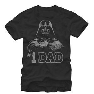 父の日 プレゼント スター・ウォーズ ダース・ベーダー T-シャツ 黒 ブラック  ギフト|acomes