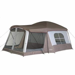 テント キャンプ アウトドア 8人用 Wenzel 防災 非常|acomes