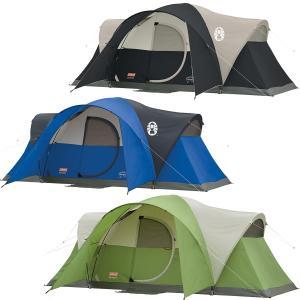 テント キャンプ アウトドア コールマン 8人用 防災 非常|acomes