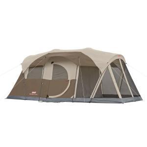 テント キャンプ アウトドア コールマン 6人用 防災 非常|acomes