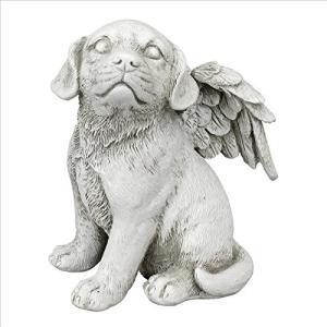 犬 ペット お墓 動物 メモリアル グッズ 石 置き物 Mサイズ 年賀状 戌年|acomes