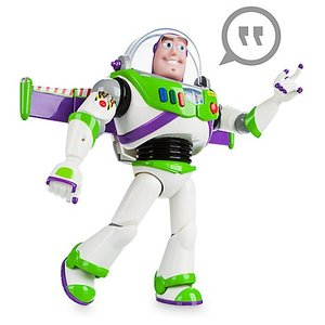 トイストーリー バズライトイヤー 人形 トーキング フィギュア 話す おもちゃ ディズニー 海外 英語 グッズ