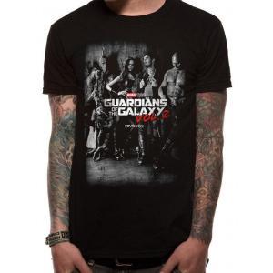 ガーディアンズオブギャラクシー リミックス Tシャツ 黒 メンズ|acomes