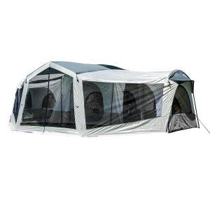 テント キャンプ アウトドア 14人用 3シーズン 大人数 家族 キャビン 防災 非常|acomes
